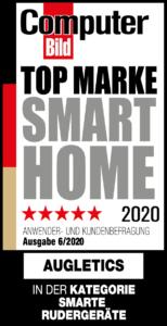 Augletics Computer Bild Top Brand Badge