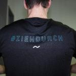 Augletics t-shirt back print